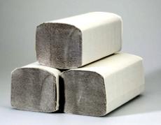 Papierhandtücher Krepp 1 lag. 25 x 23 ,   Z  Falz ,