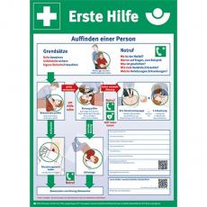 Anleitung zur Ersten Hilfe bei Unfällen