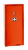 LEINA - Sanitätswandschrank, Typ 1710, orange
