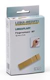 LEINA - Leinaplast - Fingerverband, elastisch, 18 x 2 cm, 50 St.  in Schachtel