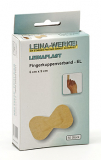 LEINA - 72201 Leinaplast - Fingerkuppenverband, elastisch, 4x7 cm, 50 Stück, lose in Schachtel
