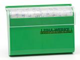 LEINA -76000 Pflasterspender, 100-teilig, elastisch, grün