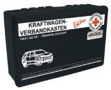 KFZ-Verbandtasche Compact - schwarz DRK Edition