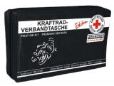 LEINA -Motorrad -Verbandtasche DRK Edition schwarz