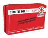 LEINA - Mobiles Erste-Hilfe-Set, DRK rote Nylontasche