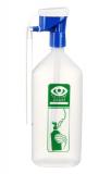 LEINA - Augenspülflasche  leer, mit Augenaufsatz