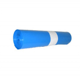 Mülleimer Polysack Typ 60, 120 ltr. blau 1 Rollen x 25 Beutel